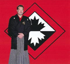 Hanshi Platt - CMAC Sensei Wallace Platt, 10th Dan, Hanshi CMAC Founder and Head Instructor