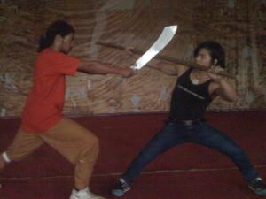 Shaoling (4) - Classical Martial Arts Centre - Toronto Central Region - Martial Arts classes offered in Toronto - Adults and Children - Karate-Do, Jiu Jitsu, Self-Defense, Tai Chi Chuan, Chi Gung, Ba Gwa, Iaido, Jodo, Kobudo, Ancient Weaponry, Kali.