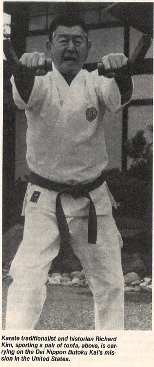 Dai Nippon Butoku Kai 3 - Classical Martial Arts Centre - Toronto Central Region - Martial Arts classes offered in Toronto - Adults and Children - Karate-Do, Jiu Jitsu, Self-Defense, Tai Chi Chuan, Chi Gung, Ba Gwa, Iaido, Jodo, Kobudo, Ancient Weaponry, Kali.