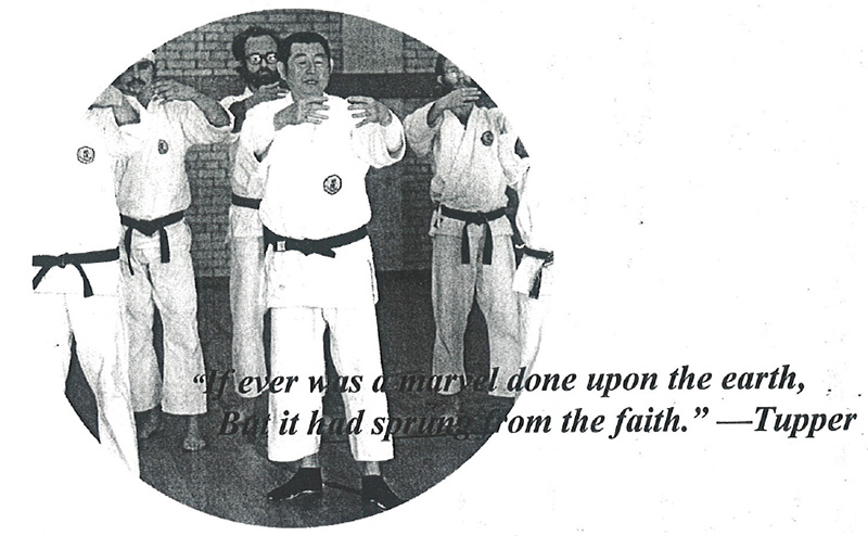 Sensei Richard Kim - Classical Martial Arts Centre - Toronto Central Region - Martial Arts classes offered in Toronto - Adults and Children - Karate-Do, Jiu Jitsu, Self-Defense, Tai Chi Chuan, Chi Gung, Ba Gwa, Iaido, Jodo, Kobudo, Ancient Weaponry, Kali.