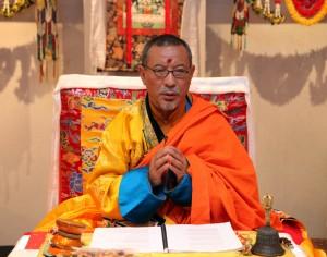 Acharya Zasep Jamseng Rinpoche