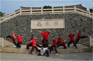 shaolin temple group shot 2