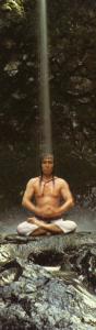 adult karate classes meditation image