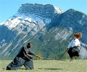 Kobudo / Iaido / Jodo and Kali