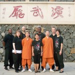 CMAC Trains at South Shaolin Temple, China