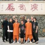 Martial Arts Toronto Trains at South Shaolin Temple, China