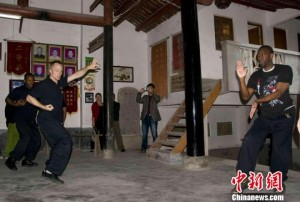 Martial Arts Toronto Featured in Chinanews