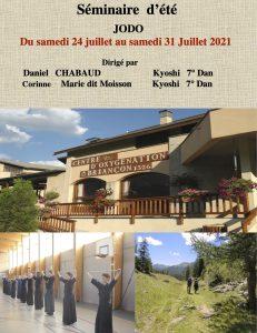 Jodo Seminar in the Provence-Alpes-Côte d'Azur region in southeastern France @ CIPPA